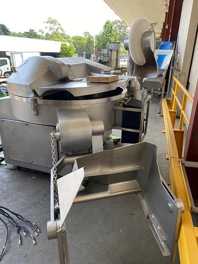 Used 2009 BOWL CUTTER