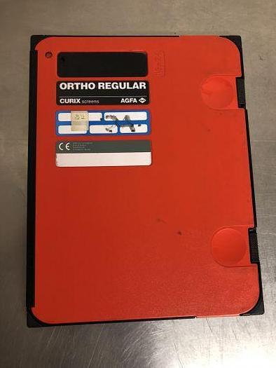 Cassette Agfa Curix Ortho Regular 18x24cm