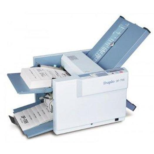 Duplo DF-755 Paper Folder