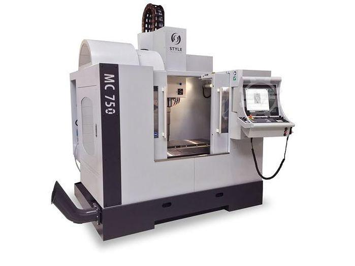 2020 STYLE MC750 Vertikales CNC Bearbeitungszentrum