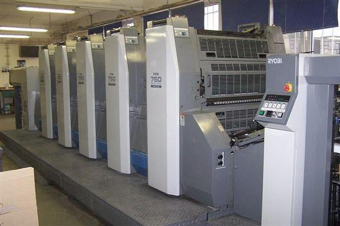 2007 Ryobi 755
