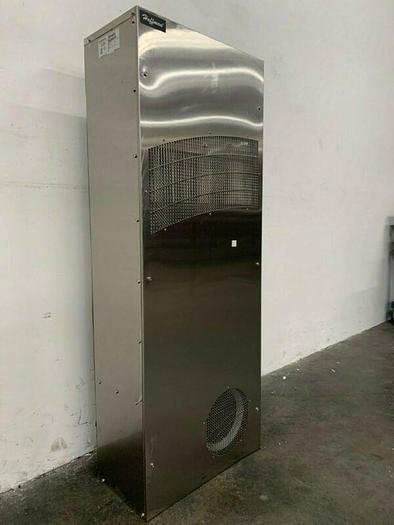 Used Hoffman/Pentair TX528316101 Outdoor Heat Exchanger 115V