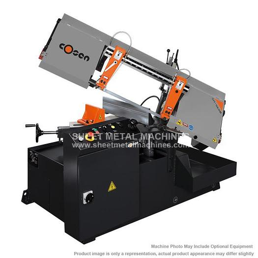 COSEN Manual Swivel Head Mitering Horizontal Bandsaw MH-460M
