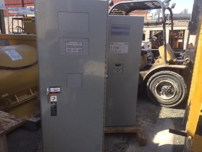 Used 2018 ASCO 600AMP ATS Singel Phase 240Volt 60 hz
