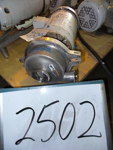 Used Waukesha/Cherry-Burrell 2'' x 1/2'' Centrifugal Pump
