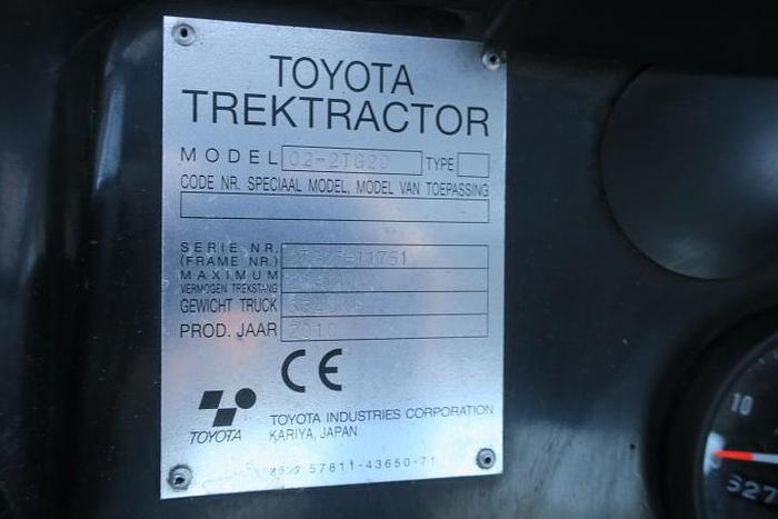 2010 Toyota 02-2TG20