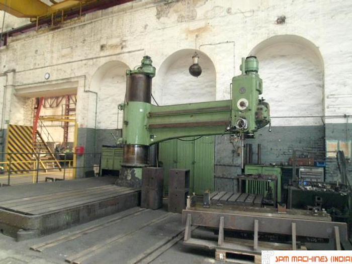 KOLB 100/3200 Radial Drill