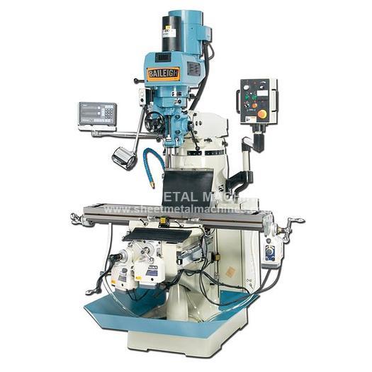 BAILEIGH Vertical Milling Machine VM-949-3