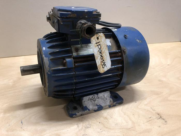 Used BEVI electric motor 0,5 kW