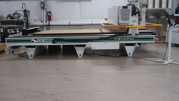 Used C.R. Onsrud 145M12 M Series CNC ROUTER