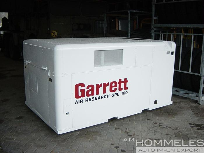 Used Garrett gpe160