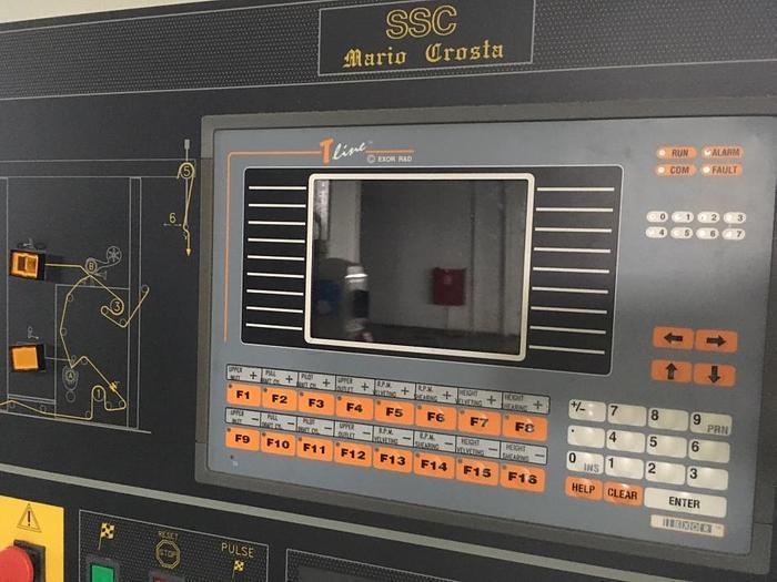SHEARING MACHINE CROSTA  SSC/A