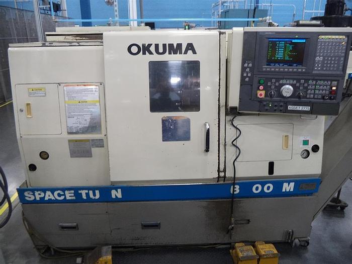 Used 1998 Okuma LB-300M Big Bore