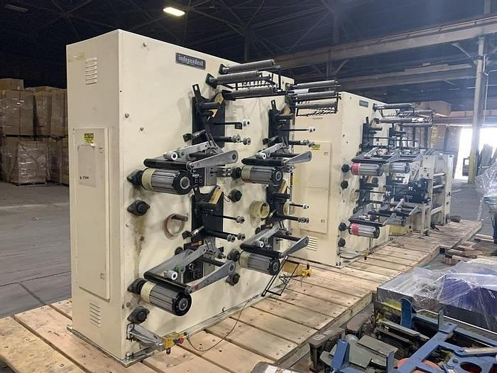 Used 24 HEAD INDEPENDENT MACHINE COMPANY SPOOLING SYSTEM