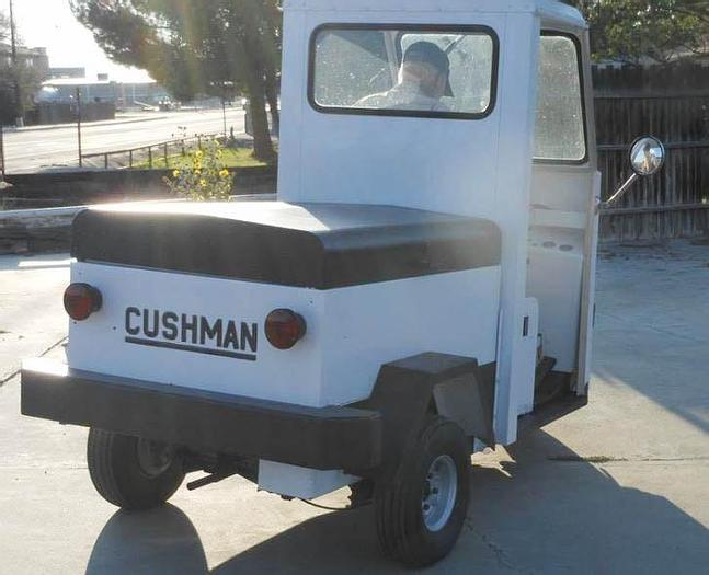Used 1961 Cushman Highlander