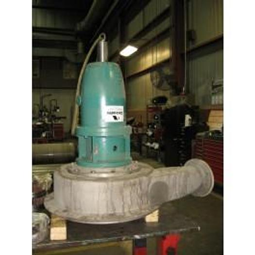 Used FIBERPREP LAMORT SIZE II SCAVENGER DRIVE ASSEMBLY W/EXTRACTION CHAMBER