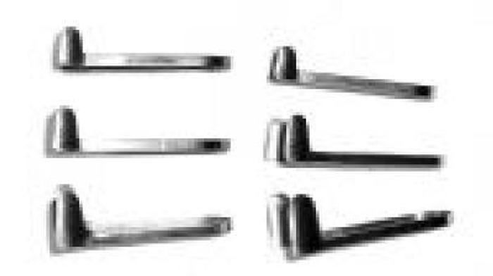 Speculum Set Nasal Mark Hovell Set of 6