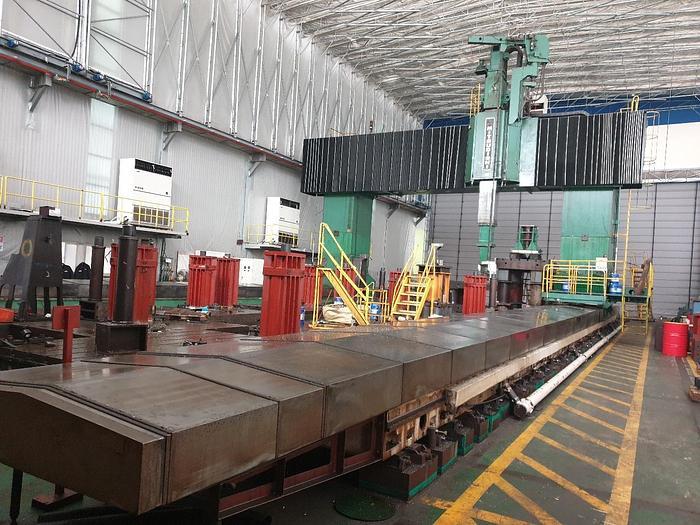 Used Plano Miller CNC M-VB90/220