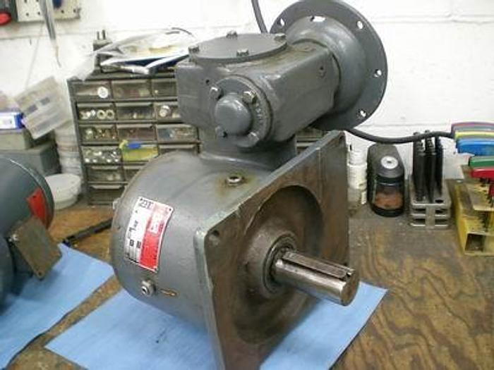 Used Gear Box Gloucester model 124