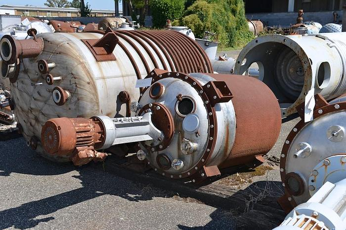 Usata Reattore F.B.M. da 1000 Litri