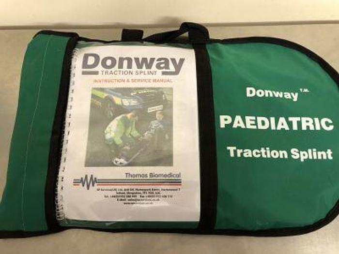 Donway Traction Splint - Paediatric