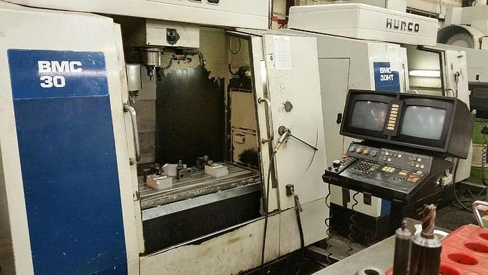 1997 HURCO BMC-30M Vertical Machining Center