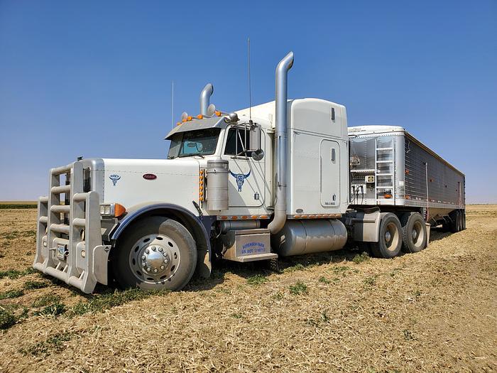 Used 1996 Peterbilt 379 Semi Truck