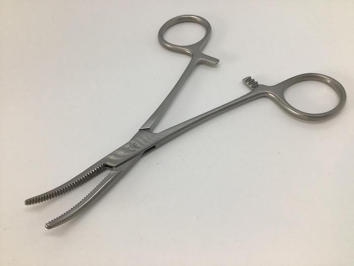 Forceps Artery Rochester Pean Curved 125mm (5in)