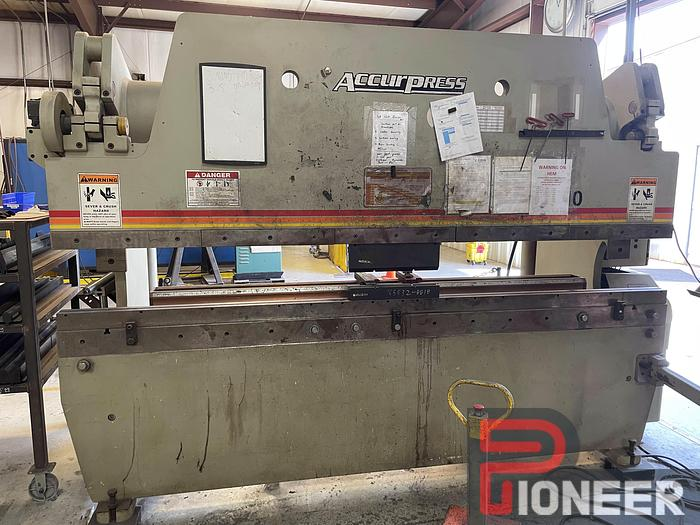 Used 2011 Accurpress 713010