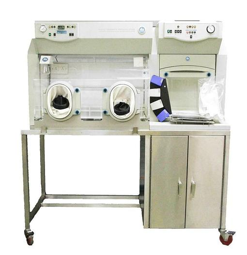 Used Don Whitley MACS MG-500 Anaerobic Chamber Workstation w/ Footswitch +More (6963)