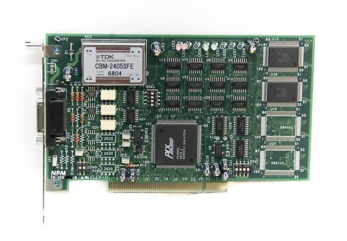 Used NPM TN-256 -B 03E0048 Industrial Motherboard DHL w CBM-2405SFE Converter (4283)