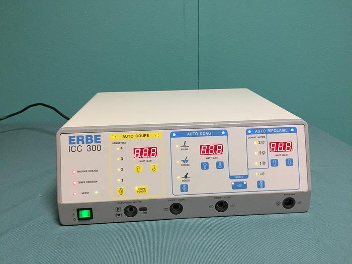 Gebraucht ERBE ICC 300 HF Chirugie Einheit Diathermie Einheit