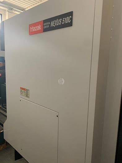CENTRO VERTICALE MAZAK NEXUS 510C