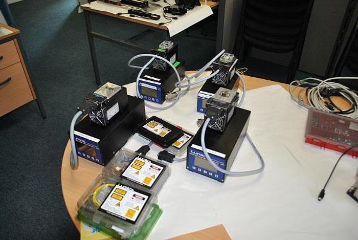 Used Lumics Laser Driver Modules and Cooling Units & Diodes