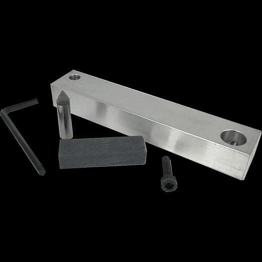 Paper Drill Bit Sharpening Kit - For Uchida, Citoborma, Filepecker, Morgana, etc. Drills