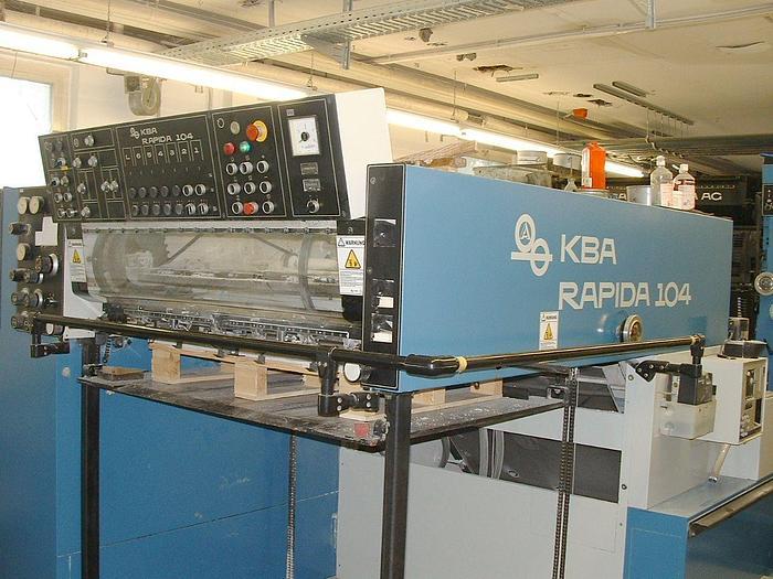 Gebraucht 1991 KBA KBA-RA-104-2
