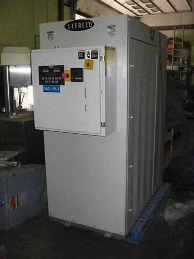 Used 162 GPM STERLCO STEAM FIRED WATER HEATER