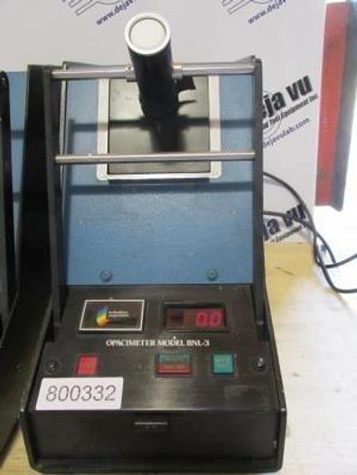 Used TECHNIDYNE BNL-3 OPACITY METER