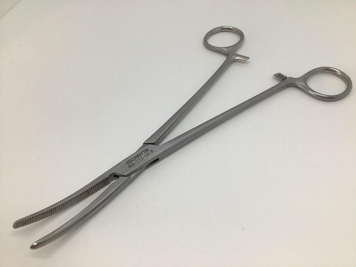 Used Forceps Artery Spencer Wells Curved 200mm (8in) AESCULAP BA-710-04-K