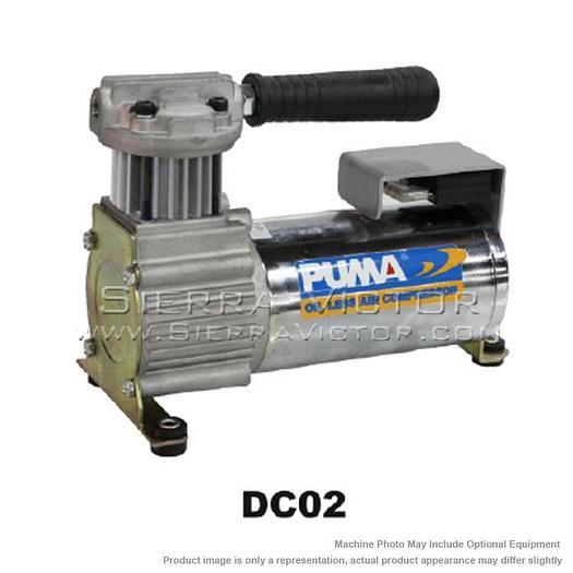 PUMA 1/4 HP Professional Oil Less Air Compressor DC02