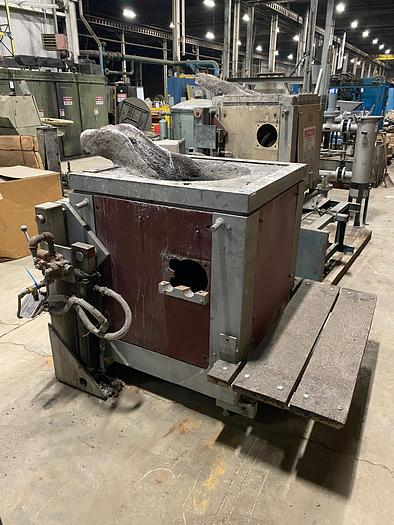 PILLAR 250 Kw, 3200 Hz Mk8 INDUCTION FURNACE