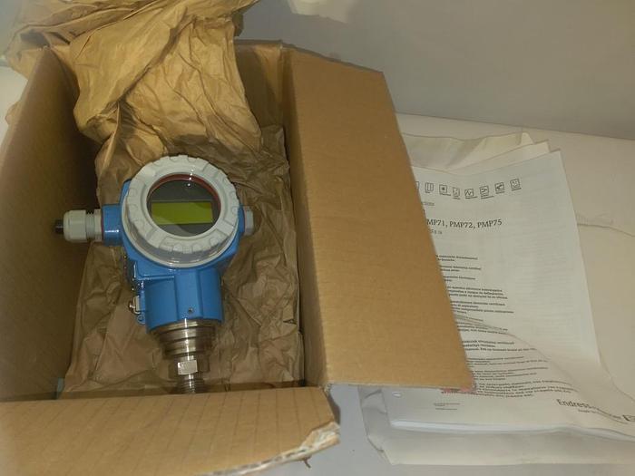 Drucktransmitter Cerabar S, PMP71-1MA1HB1GAAAA Endress und Hauser, Eex, neuwertig
