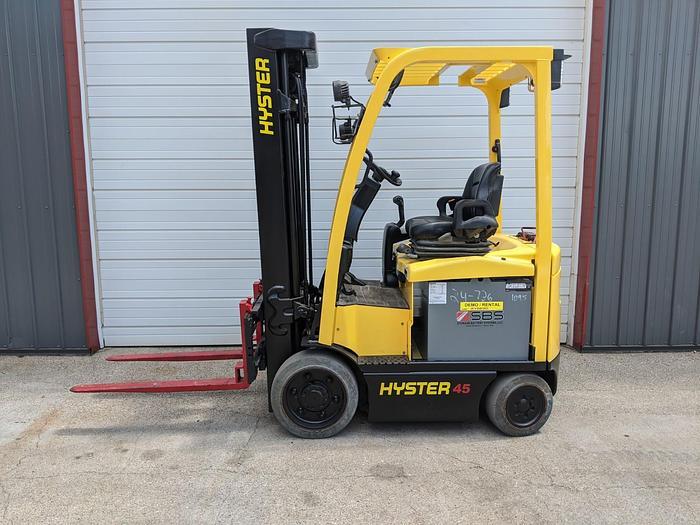 2014 HYSTER E45XN-27