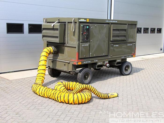 Used Stork Bronswerk 4120-17-054-1512