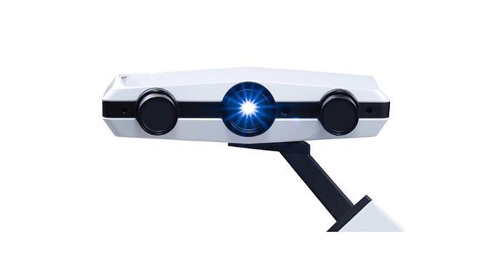 Gebraucht 3D Scanner Rexcan CS2 6,0 MP, Digitalisiersystem Streifenprojektion