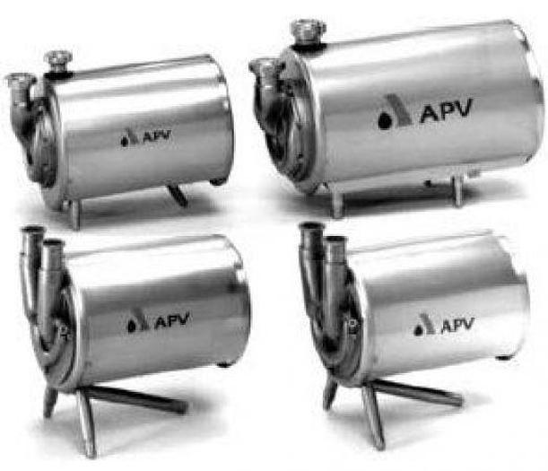Used APV ZMS2 Scavenge Pump PMR5657