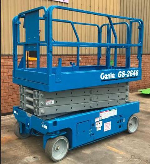 Used 2008 Genie GS 2646