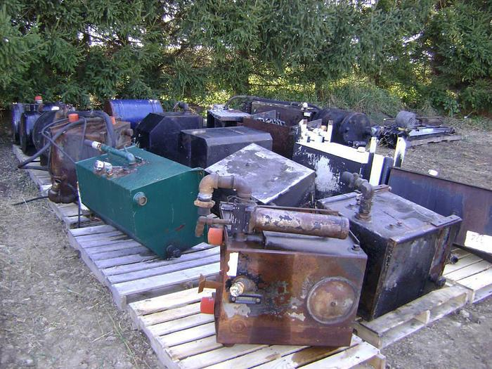 Used 1997 Hydro & Fuel Tanks- Stock #: 1227