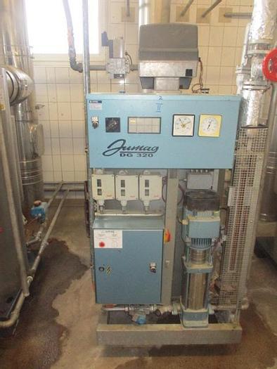 Gebraucht 2002 Jumag Dampferzeuger Schnelldampf