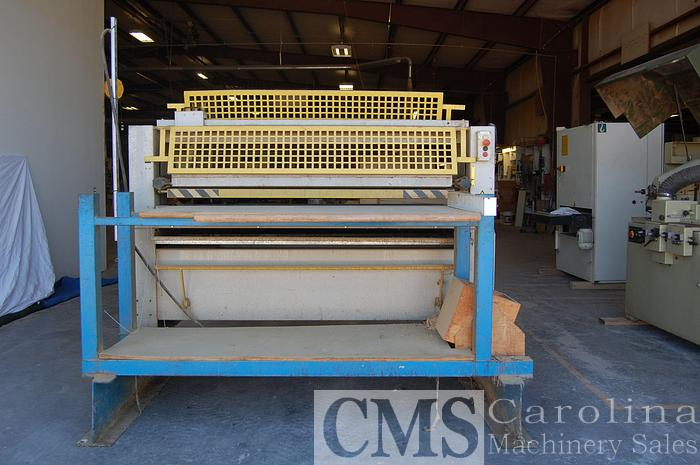 Used 2001 Osama Joos S2R-1600 Top & bottom Glue roller
